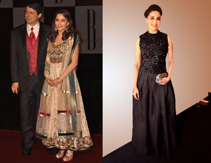 Madhuri REFLECTIONS 2012: Best Dressed Stars of 2012