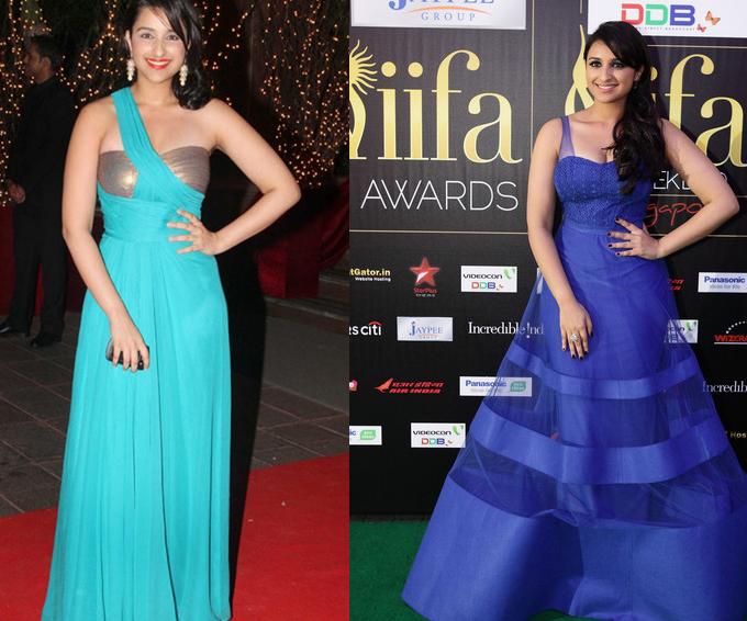 Parineeti REFLECTIONS 2012: Worst Dressed Stars of 2012
