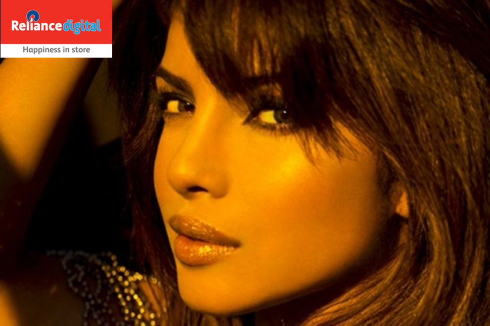 Priyanka Chopra In Reliance Digital Catch Priyanka Chopra at Reliance Digital Store Infinity Mall on January 29th!