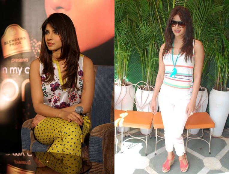 Priyanka REFLECTIONS 2012: Worst Dressed Stars of 2012