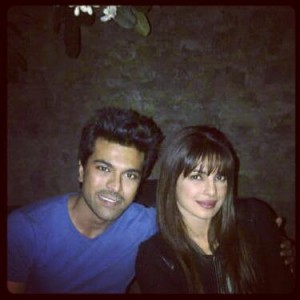 Ramcharan priyanka 300x3001 Jodis to look forward to in 2013
