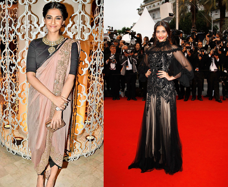 Sonam1 REFLECTIONS 2012: Best Dressed Stars of 2012