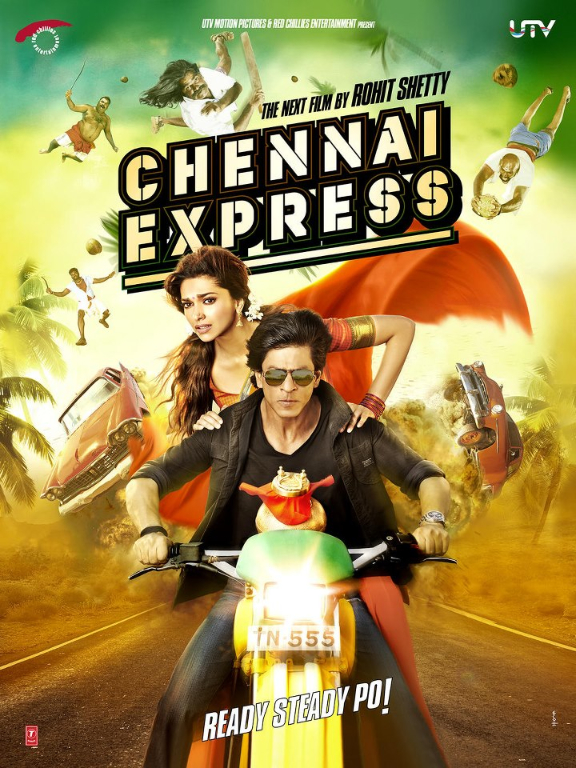 chennai express 2 Chennai Express first looks