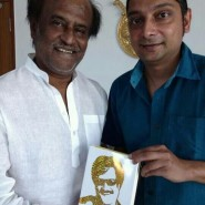 namanrajnikanth 185x185 Bestselling Rajinikanth – The Definitive Biography gets special launch in Mumbai!