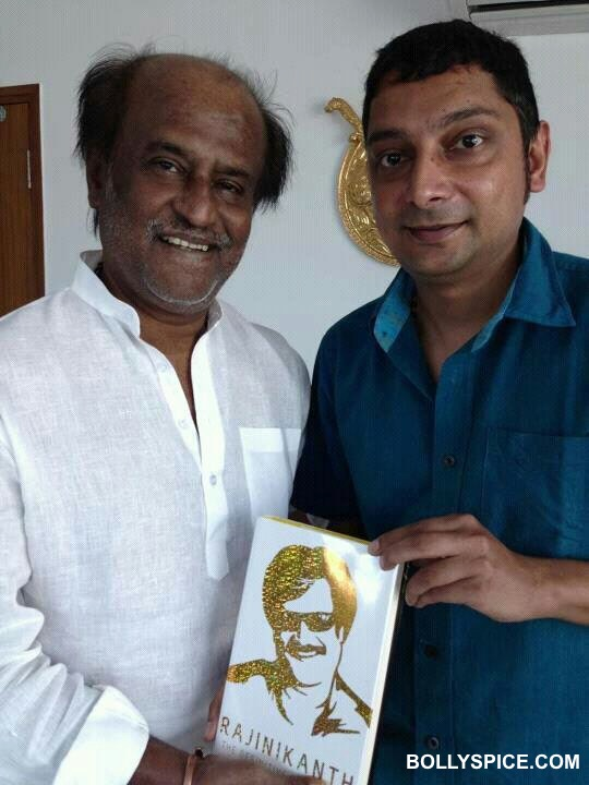 namanrajnikanth Bestselling Rajinikanth – The Definitive Biography gets special launch in Mumbai!
