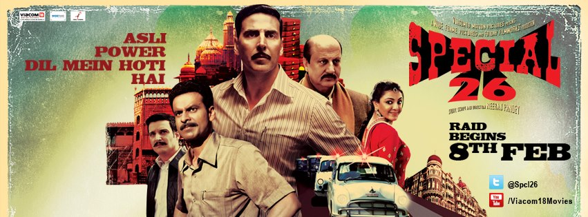 special26 Get Ready for the Heist Drama based on Real Events, Special 26 releasing on 8th February!
