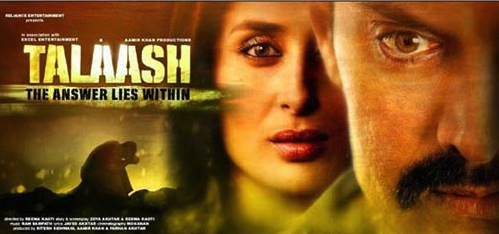 talaashclimax REFLECTIONS 2012: Best Cinematic Moments of 2012