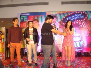 13feb ChashmeBaddoor MusicLaunch25 300x225 13feb ChashmeBaddoor MusicLaunch25