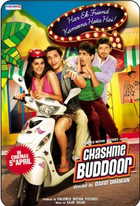 13feb ChashmeBaddoor MusicReview 205x300 Chashme Baddoor Music Review