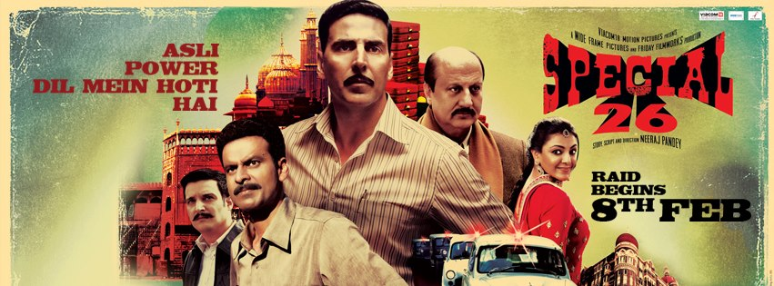 13feb Special26 moviereview Special 26 Movie Review