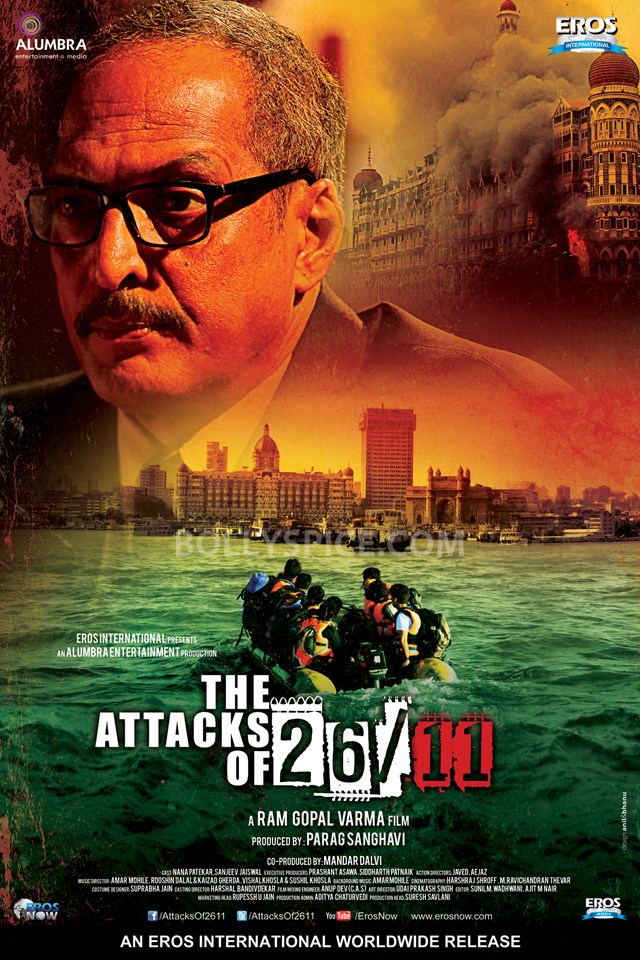 13feb TheAttacksof2611 Poster First 7 minutes of 'The Attacks of 26/11' crosses a million views