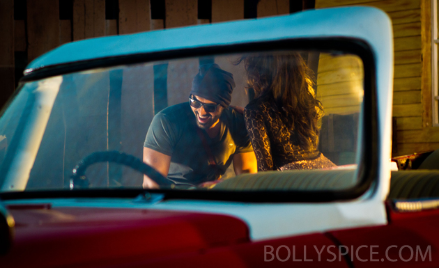 13feb imeaurmainstills 01 Exclusive stills of Naa Jaane Kahaan Se from I Me Aur Main