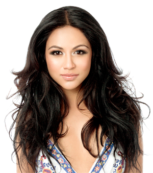 13feb karendavidinterview 01 Actress Karen David Talks Castle and Bollywood!