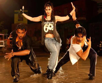 13feb laureninterview 01 Lauren Gottlieb: Working on ABCD was the most enjoyable experience of my life.