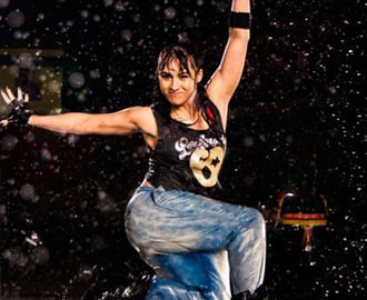13feb laureninterview 04 Lauren Gottlieb: Working on ABCD was the most enjoyable experience of my life.
