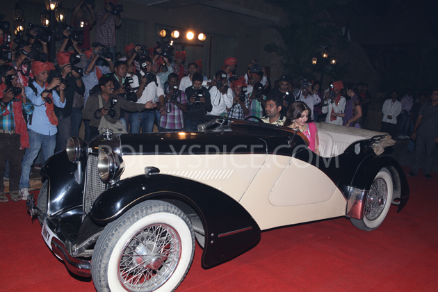 13feb sahebreturns 06 Saheb Biwi Aur Ganster Returns launched in royal style