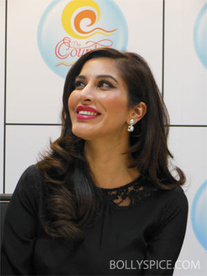 13feb sophie 01 I am a bit of a perfectionist.   Sophie Choudry