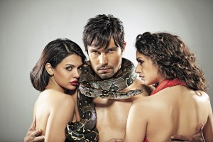 Murder 3 Sara Loren Randeep Hooda and Aditi Rao Hydari 300x200 Fox Star Studios' and Vishesh Films complete hat trick at the box office with Murder 3