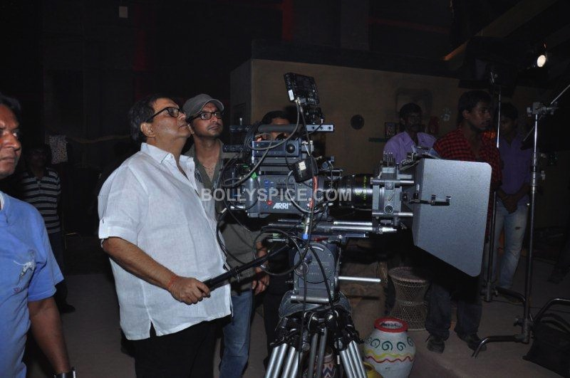 Subhash Ghai Behind The Camera Subhash Ghais Kaanchi Has Begun!