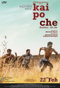 abhishekkapoorkpc05 206x300 Abhishek Kapoor: Kai Po Che is an emotional story about My India.