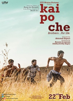 abhishekkapoorkpc051 Kai Po Che Movie Review