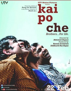 abhishekkapoorkpc09 237x300 Abhishek Kapoor: Kai Po Che is an emotional story about My India.
