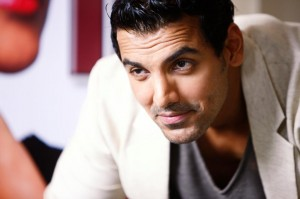 johnabraham 300x199 John Abraham Confesses All At I, Me Aur Main Movie Promotion