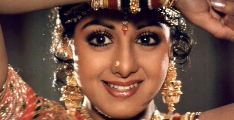 "sridevi chandni Sri Devi: ""Should a script excite me, then I will consider it."""