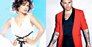 13mar Priyanka Pitbull 300x156 Priyanka Chopra duo with Pitbull