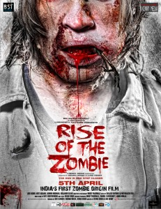 13mar ROTZ 5thApril2013 Poster 231x300 The Zombie Rises on 5th April 2013