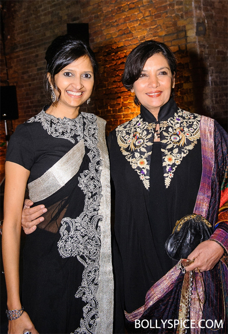 13mar akshaya 01 UKs The Sparkle Ball with Anamika Khanna, Waheeda Rehman, Javed Akhtar and Shabana Azmi raise £300,000