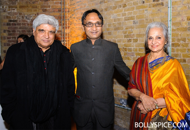 13mar akshaya 07 UKs The Sparkle Ball with Anamika Khanna, Waheeda Rehman, Javed Akhtar and Shabana Azmi raise £300,000