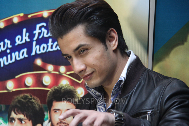 13mar alizafar 03 Ali Zafar talks about Chashme Baddoor and more at a London Press Conference