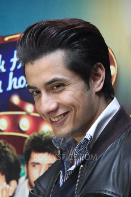13mar alizafar 05 Ali Zafar talks about Chashme Baddoor and more at a London Press Conference
