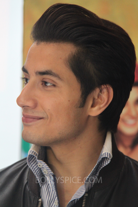 13mar alizafar 07 Ali Zafar talks about Chashme Baddoor and more at a London Press Conference