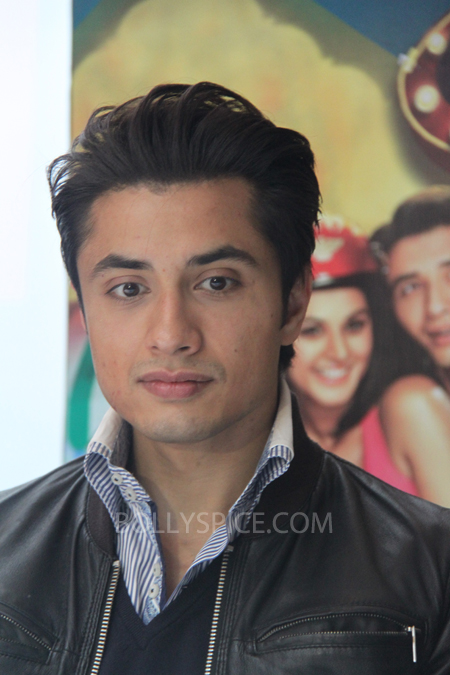 13mar alizafar 09 Ali Zafar talks about Chashme Baddoor and more at a London Press Conference
