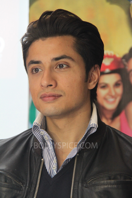 13mar alizafar 10 Ali Zafar talks about Chashme Baddoor and more at a London Press Conference