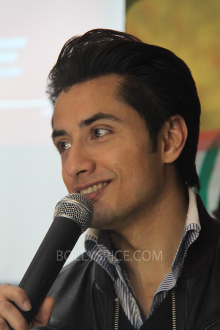 13mar alizafar 11 Ali Zafar talks about Chashme Baddoor and more at a London Press Conference