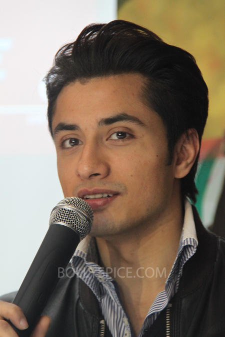 13mar alizafar 12 Ali Zafar talks about Chashme Baddoor and more at a London Press Conference
