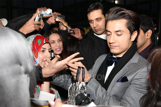13mar alizafar 13 Ali Zafar talks about Chashme Baddoor and more at a London Press Conference