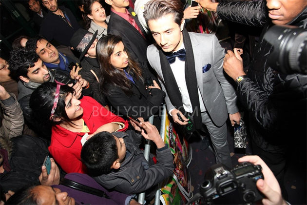 13mar alizafar 14 Ali Zafar talks about Chashme Baddoor and more at a London Press Conference