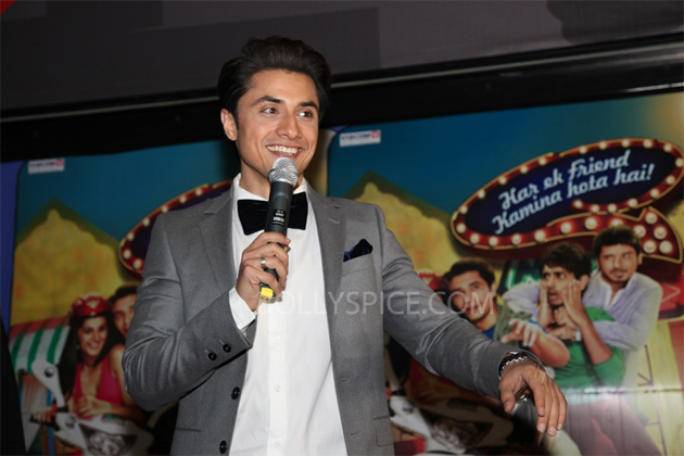 13mar alizafar 15 Ali Zafar talks about Chashme Baddoor and more at a London Press Conference
