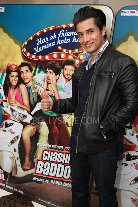 13mar alizafar 16 Ali Zafar talks about Chashme Baddoor and more at a London Press Conference
