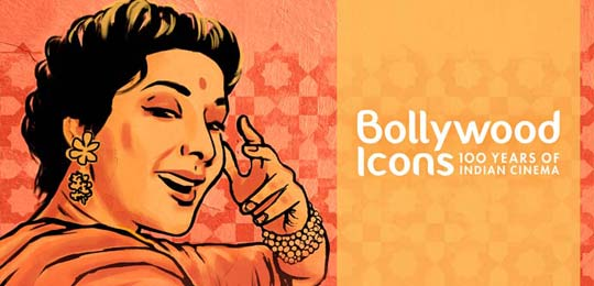 13mar bwicons Bollywood Icons: 100 Years of Indian Cinema at the National Media Museum