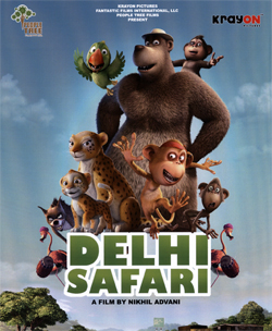 13mar delhisafari Nikhil Advani bags National Award for Delhi Safari