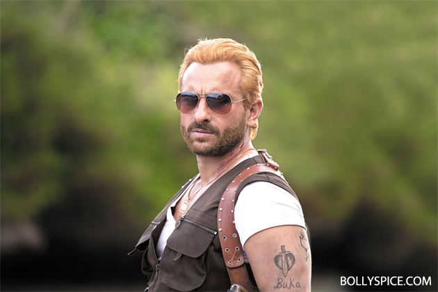 13mar gogoagone 01 Saif to play the first Indian zombie hunter in Go Goa Gone