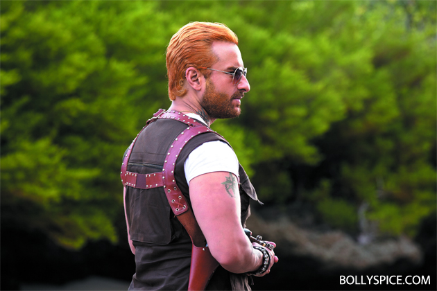 13mar gogoagone 02 Saif to play the first Indian zombie hunter in Go Goa Gone