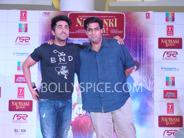 13mar nautankilaunch 02 Nautanki Saala Music Launch