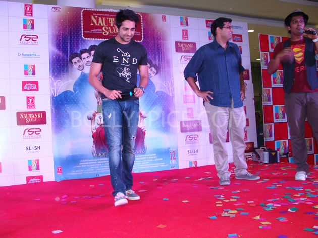 13mar nautankilaunch 09 Nautanki Saala Music Launch
