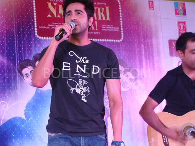 13mar nautankilaunch 12 Nautanki Saala Music Launch